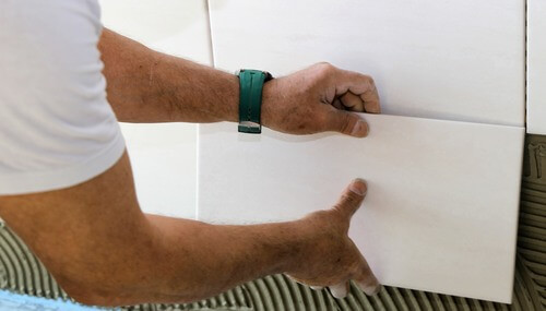 Fliesenreparaturen von Meisterhand